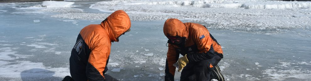 Continuing a Legacy of Antarctic Exploration